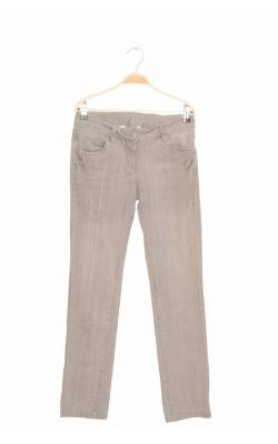 Jeans gri skinny C&A Here&There, 13 ani