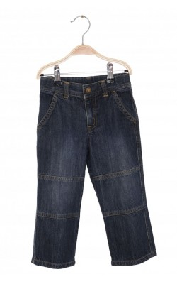 Jeans bleumarin talie ajustabila Gymboree, 2 ani