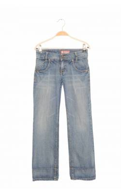 Jeans H&M Fit&Classic, 9-10 ani