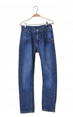 Jeans Hema, bumbac, talie ajustabila, 13 ani