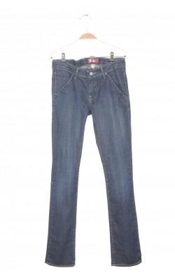 Jeans H&M Fit Sqin, 14-15 ani