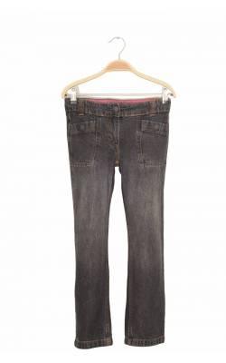 Jeans In Extenso, talie ajustabila, 7-8 ani