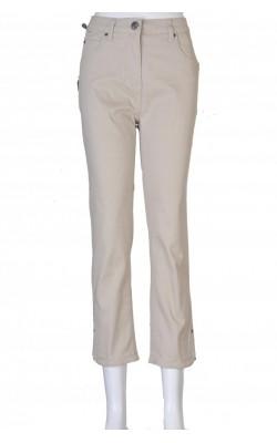 Jeans cu talie inalta Intown, stretch, marime 36