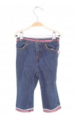 Jeans borduri mov Izod, 12 luni