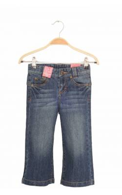 Jeans Kenvelo, talie ajustabila, easy fit, 3-4 ani