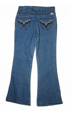 Jeans L.E.I., stretch, 8 ani, Regular