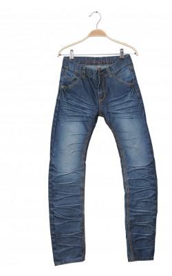 Jeans Lab Industries by KappAhl, talie ajustabila, 11 ani