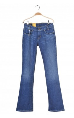 Jeans Lee, slim fit bootcut leg, 14 ani