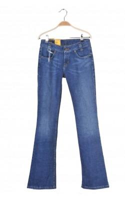 Jeans Lee, slim fit bootcut leg, 14 ani