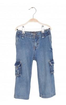 Jeans cargo Levi's, 24 luni