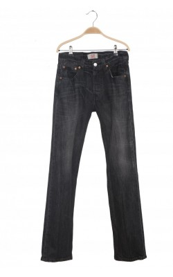 Jeans Levi's 501 Straight Leg Button-Fly, 14-15 ani