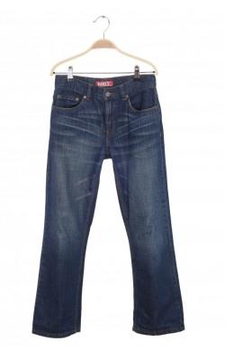 Jeans Levi's 549 Relaxed Straight, talie ajustabila, 12 ani