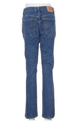 Jeans Levi's 550, Relaxed Boot Cut, marime 38