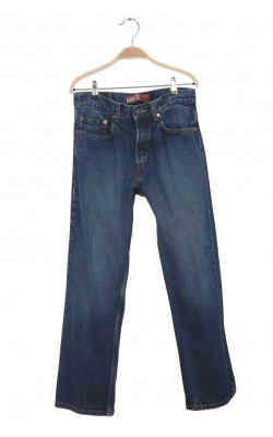 Jeans Levi's 569 Loose Straight, 14 ani Regular