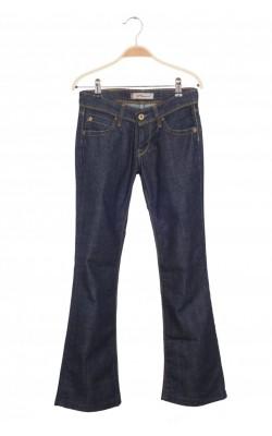 Jeans Levi's 572, Boot Cut, marime 12-14 ani