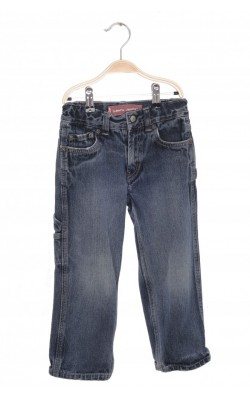 Jeans Levi's cu talie ajustabila, 5 ani