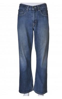 Jeans Levi's Loose Straight, marime 33 Husky