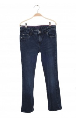 Jeans Levi's Slim Straight, 10-11 ani