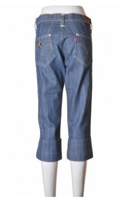 Pantaloni scurti denim Levi's, stretch, marime 38