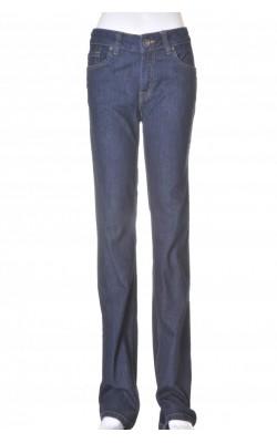Blugi Lindex, regular fit&waist, bootcut, marime 36