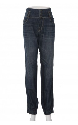Jeans Lindex relaxed, marime 42