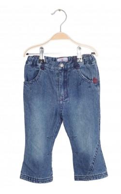 Jeans Little One, captusiti, 9-12 luni