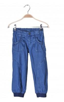 Jeans Mads&Mette, talie ajustabila, 4-5 ani