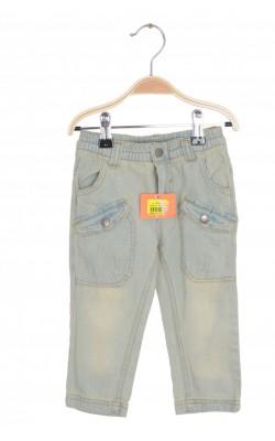 Jeans bleu Markenqualitat, 18 luni