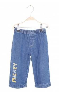Jeans Mickey, 12 luni