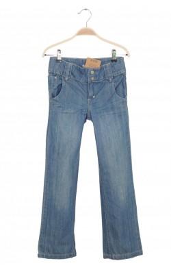 Jeans talie ajustabila Minymo, 10 ani
