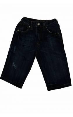 Jeans Natura Line, bumbac bio, 4-6 luni