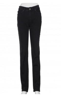Jeans negru skinny stretch CRO, marime 36