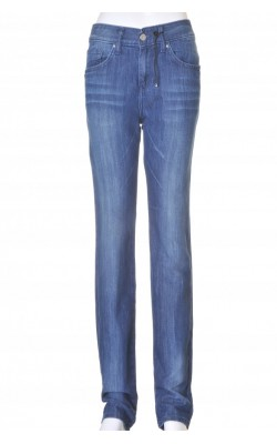 Blugi Never Denim by Bik Bok, normal waist, straight leg,  marime 40