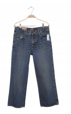 Jeans Old Navy Husky, talie reglabila, 10 ani Regular