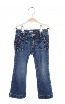 Jeans bleumarin Old Navy, talie ajustabila, 3 ani