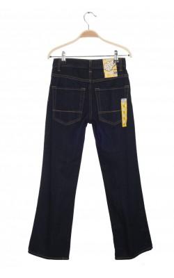 Jeans Old Navy Boot Cut,  talie reglabila, 12 ani Slim