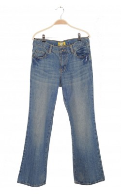 Jeans Old Navy Boot Cut, talie ajustabila, 14 ani