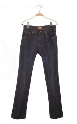 Jeans Old Navy Skinny, talie reglabila, 12 ani Regular