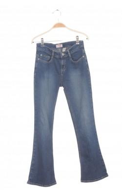 Jeans stretch OshKosh, talie ajustabila, 12 ani