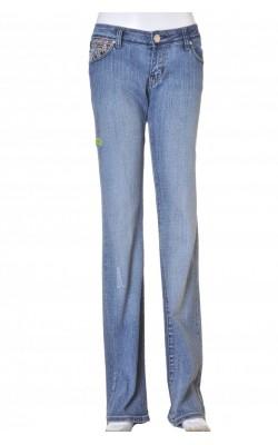 Blugi drepti Pepe Jeans, talie medie, marime 38
