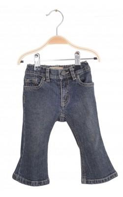 Jeans stretch Place, usor evazati, 12 luni
