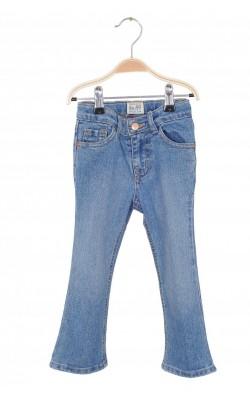 Jeans Place, Bootcut Stretch, talie ajustabila, 2 ani