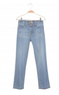 Jeans Place Straight, talie ajustabila, 8 ani