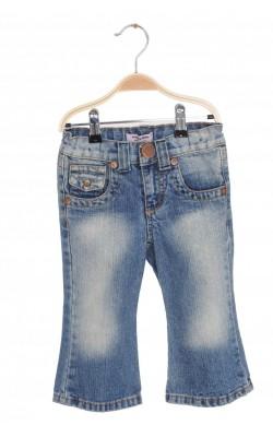 Jeans Pretty Sille, talie ajustabila, 1,5- 2 ani