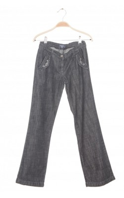 Jeans Red&Blu, talie ajustabila, 10 ani