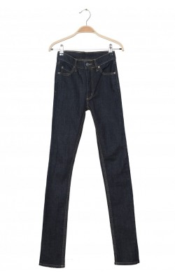 Jeans skinny Cheap Monday Second Skin, 12-14 ani