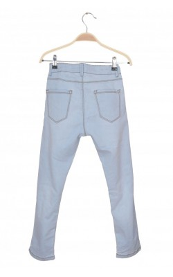 Jeans skinny NCD Danish Design, talie ajustabila, 8-9 ani