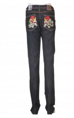 Jeans skinny Soho Babe, talie medie, marime 40