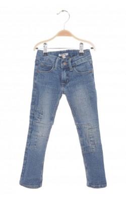 Jeans skinny Twinkle, talie ajustabila, 4 ani