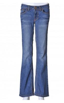 Jeans stretch bootcut Donna Karan New York, marime 34